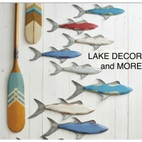 LAKE DECOR